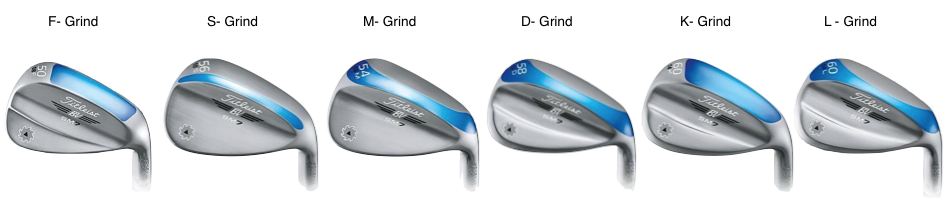 Titleist SM8 Grinds Explained