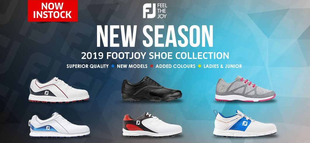 FootJoy 2019 Shoes