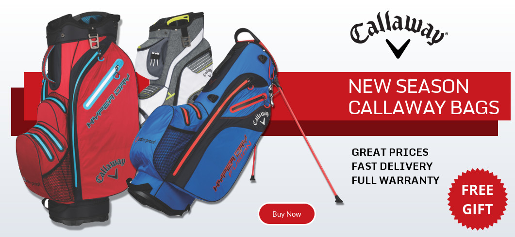 Free Gift with selected Callaway Bags