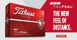 Titleist New TruFeel Golf Balls