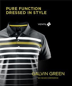 Galvin Green Polo shirts