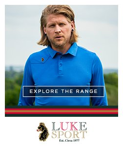 Luke Sport Golf Clothing