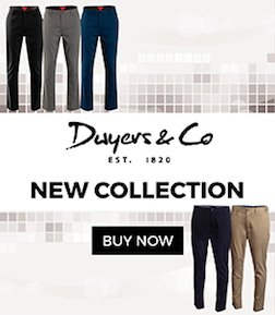 Dwyers & Co Golf Trousers