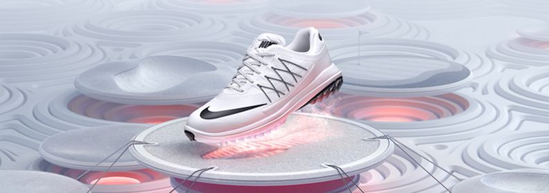 Nike Mens Lunar Control Vapor Golf Shoes