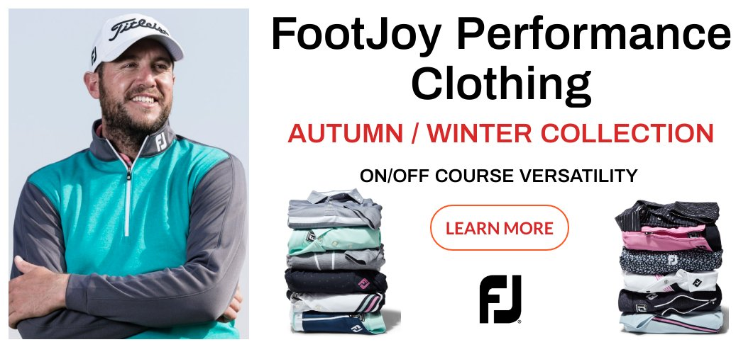 FJ  Golf Clothing
