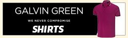 Galvin Green Golf Shirts