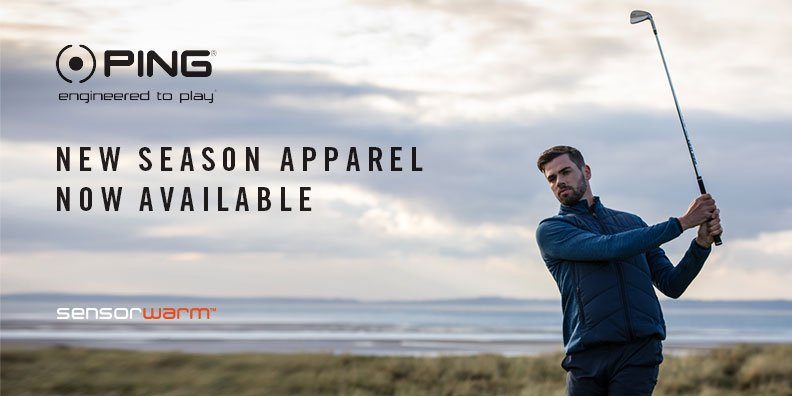 Ping Golf Clothing