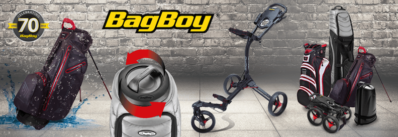 BagBoy Bags and Trollies