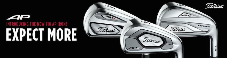 Titleist 718 Golf Irons