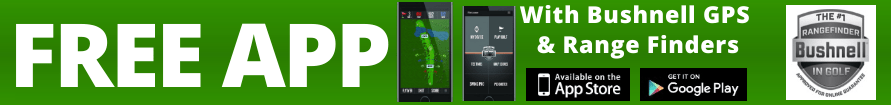 FREE Bushnell App with Bushnell GPS & Rangefinders