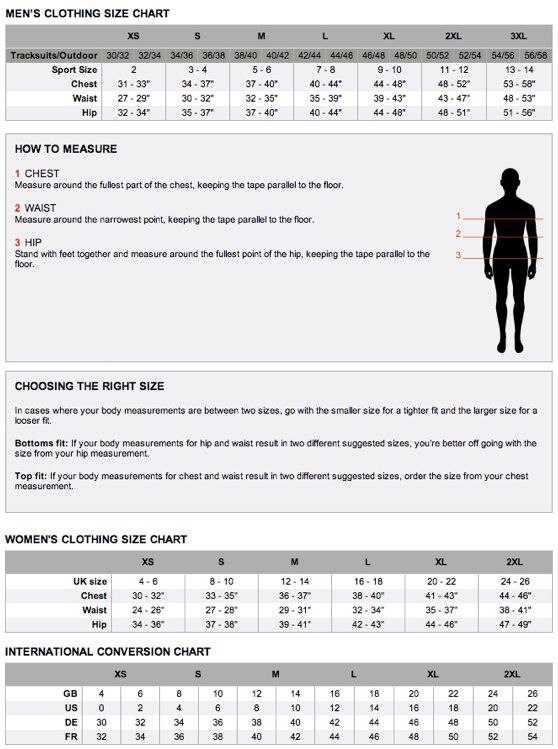 Adidas clothing size chart up to 50 off adidas women s shoes sale