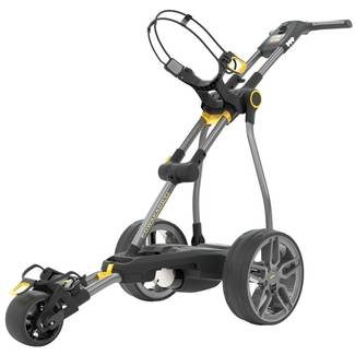 Powakaddy 2019 Compact C2i GPS Electric Golf Trolley 36 Hole Lithium