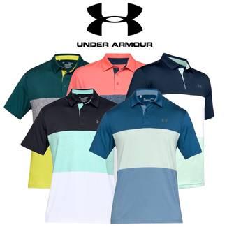 under armor golf polo