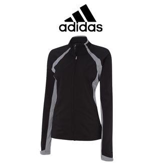 a0f7d6a9a adidas Women's Climaproof Tour Softshell Golf Rain Jacket SALE