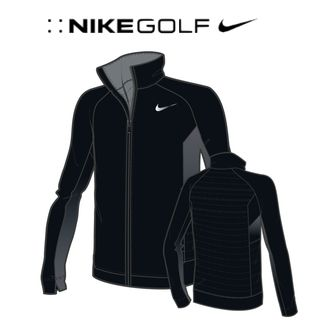 a4fe66c5ad89 Nike Aeroloft Down Filled Golf Jacket (687008) 2015. Only £164.50