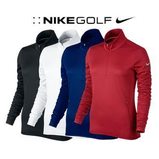 1d59938ee76d Nike Ladies Thermal Half Zip Golf Jacket (685282) SALE Only £22.50