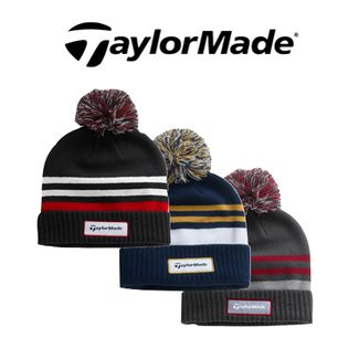 0f0be773 TaylorMade Golf Bobble Hat. NEW Only £13.99