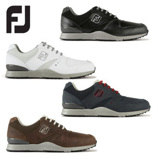 footjoy contour casual mens golf shoes authorised