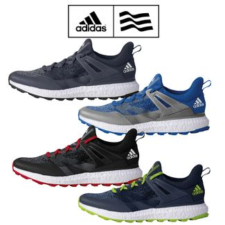Adidas Crossknit Boost Mens Golf Shoes - SALE