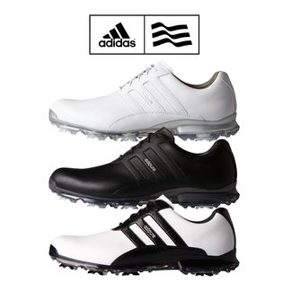 size 40 5180d 0f397 Adidas Adipure Classic Mens Golf Shoes - SALE