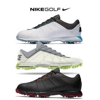 newest c2b86 44f4a Mens Lunar Fire Golf Shoes