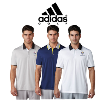 Adidas Ryder Cup 2018 Climacool Performance Golf Polo