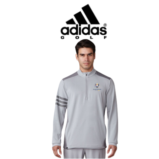 Adidas Ryder Cup 2018 Competition Quarter Zip Golf Sweater