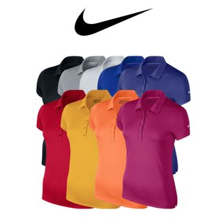 4c23d216227f Nike Womens Victory Solid Golf Polo (725582) - SALE Only £12.78