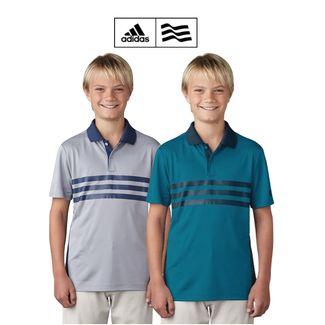 96cd492b43fe Adidas Junior Boys Merch Golf Polo Only £27.95