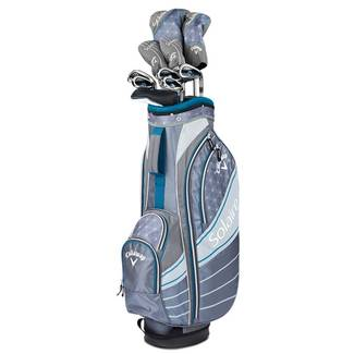 Callaway Ladies Blue Solaire 11 Golf Package Set