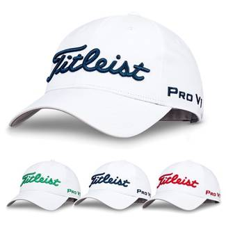 Titleist Tour Performance White Collection Golf Cap