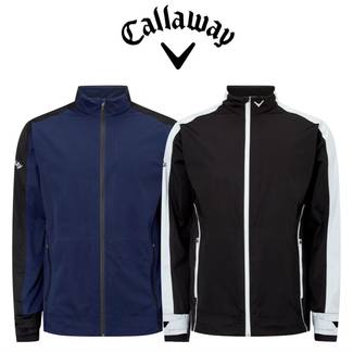 Callaway Green Grass 3 Layer Waterproof Golf Jacket