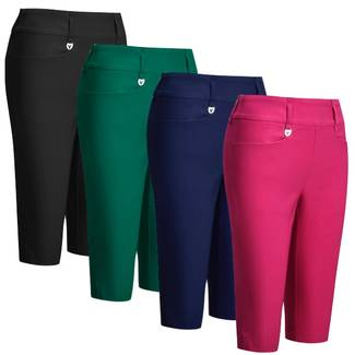 Callaway Ladies Chev Pull On City Golf Short II