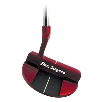 Ben Sayers XF Red NB6 Putter