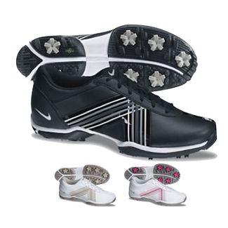 new product 28ba4 23f3e Women s Nike Delight IV EU Golf Shoes. SALE. Delight IV EU. enlarge · Black    White   Metallic Silver ...