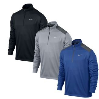 5aeefb3f8a6e Nike Dri-Fit Performance 1 2 Zip Golf Top - SALE Only £27.50