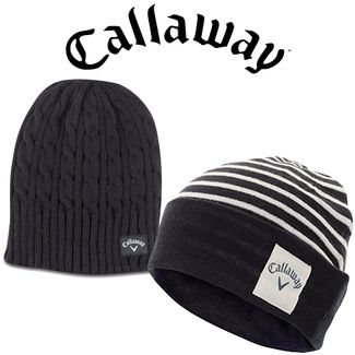 Callaway Golf Beanie Hats - SALE Only £7.50 713a098c2b2