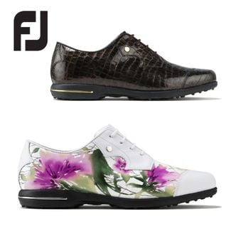 Footjoy Women s Tailored Collection Golf Shoes - SALE Only £69.00 dd25e8600b5