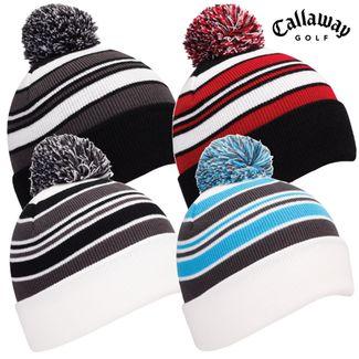 Callaway Pom Pom Beanie Only £14.99 638673cc5c95