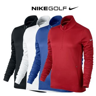 a770489806e5 Nike Womens Thermal Half Zip Golf Top (685282) SALE Only £21.95
