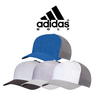 896caa85547 Adidas Mens Climacool Colourblock Mesh Golf Hat Only £15.95