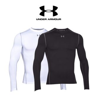 276f83bcd Under Armour ColdGear Armour Compression Crew Top - 1265650 Only £37.50