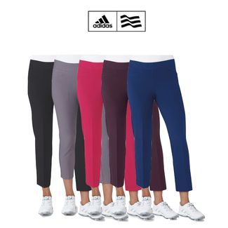 3e24c0e96 Adidas LADIES Ultimate Adistar Crop Golf Pant - SALE Only £21.98