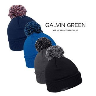 2213fc438dc Galvin Green Boo Knitted Golf Hat Only £34.95