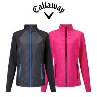 Callaway Ladies Quilted Golf Jacket