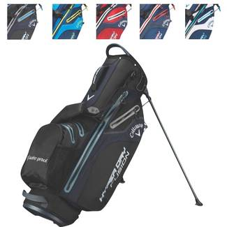 Callaway Hyper Dry Fusion Stand Golf Bag 2018