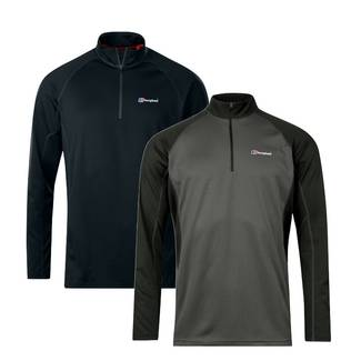 Berghaus Tech Tee LS Zip 2.0 Baselayer