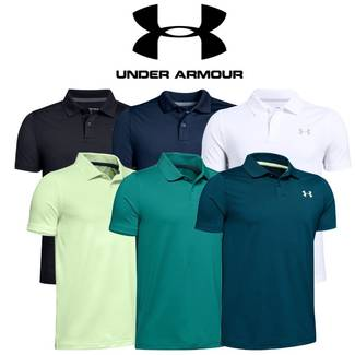 7dfc9fda Under Armour Junior Performance 2.0 Golf Polo Shirt