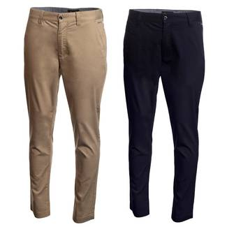 Dwyers & Co Titanium Chino 2 Mens Trouser