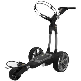 Powakaddy FX7 GPS Electric Golf Trolley 18 Hole Lithium